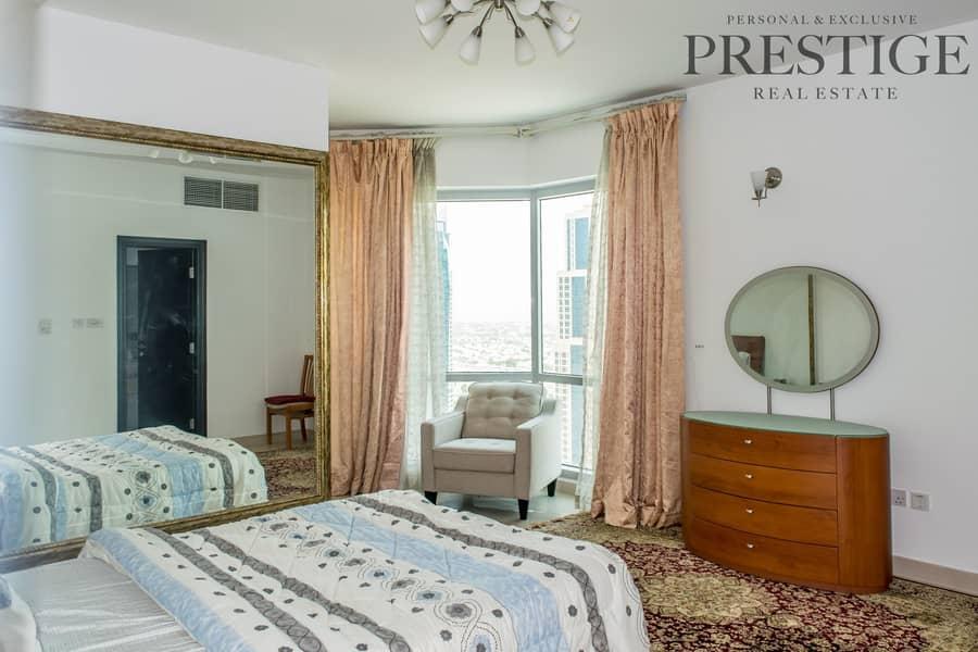 25 2 Bedroom | Furnished | High Floor