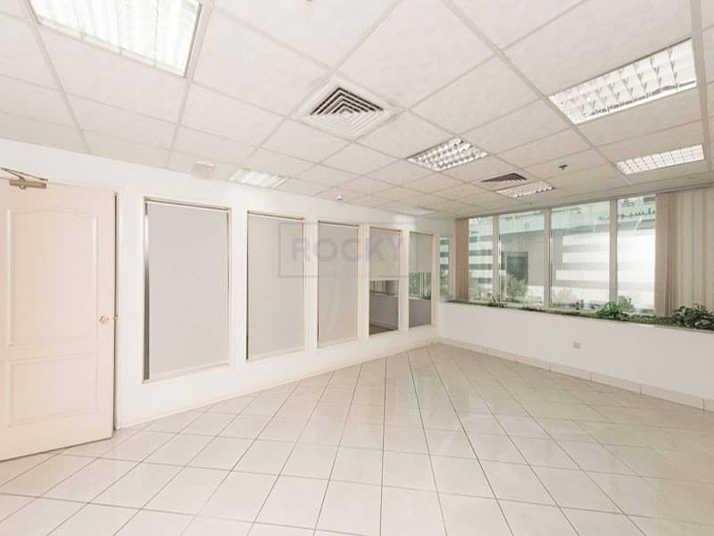 Incredible 1 B/R Office with Hot Plate and 1 Pantry in Deira