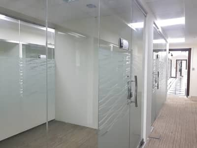 Great location Offices with easy  access to Mazyad Mall