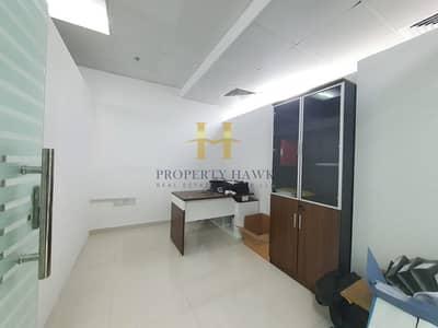 مکتب  للايجار في الخليج التجاري، دبي - Fully Fitted and Partitioned Office Space | VOT