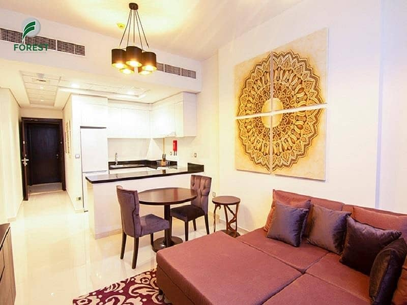 Sharia Compliant | Ready Apt | Fully Furnished