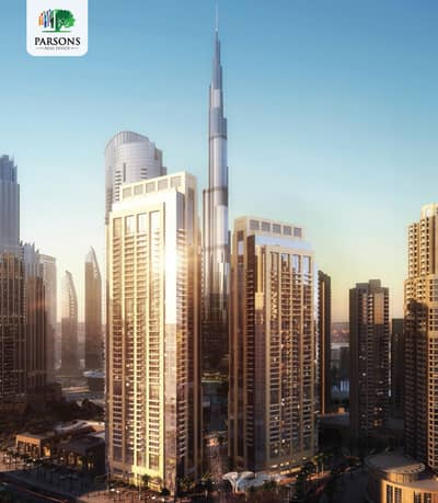 1 Bedroom Flat for Sale in Downtown Dubai, Dubai - Welcome to your DREAM HOME - Act one Act two - Downtown Dubai