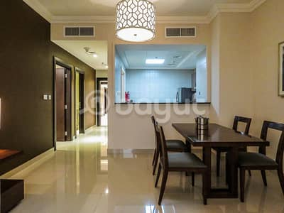 1 Bedroom Hotel Apartment for Rent in Al Nahda, Dubai - ALL INCLUDED -DEWA , WIFI , CAR PARK , HOUSE KEEPING ,FURNISHED APARTMENTS