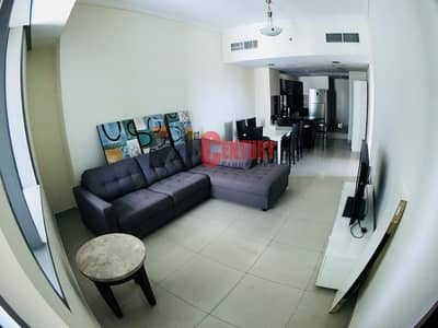 2 Bedroom Apartment for Rent in Dubai Marina, Dubai - AC Free!  Large 2 BR + Study Vacant