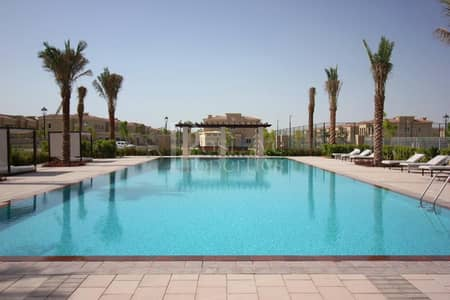 2 Bedroom Townhouse for Rent in Serena, Dubai - TYPE D+   SINGLE ROW  PRIME LOCATION