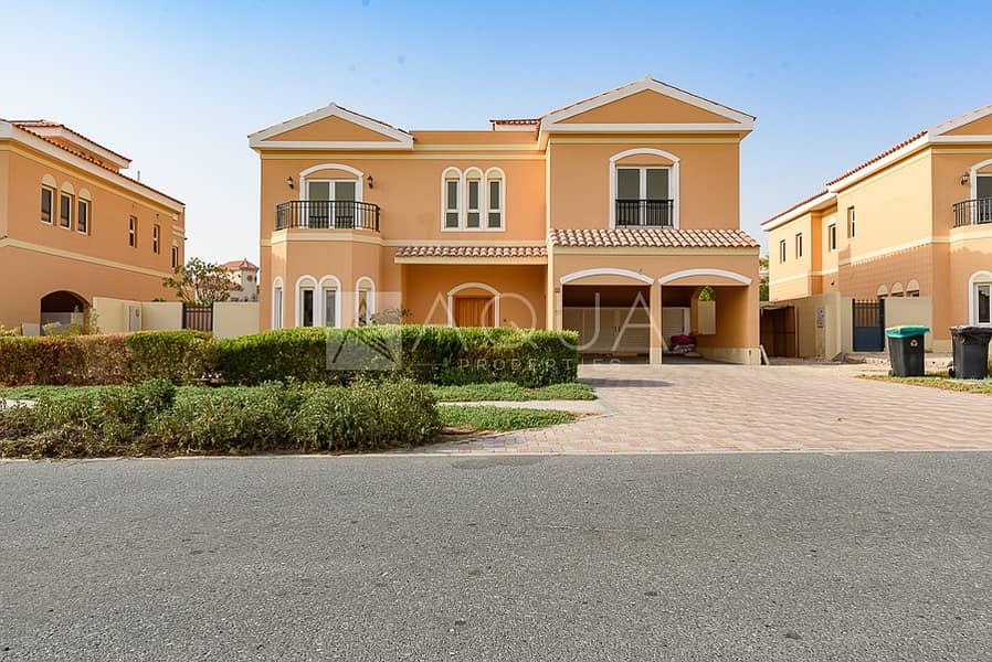 Spacious | Park Backing B2 Type | Landscaped