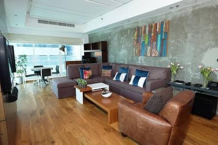 فلیٹ 3 غرف نوم للايجار في دبي مارينا، دبي - Astonishing 3 Bedrooms l High Floor l Marina View