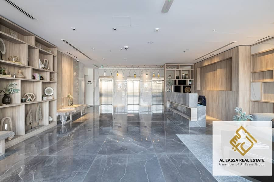 42 Brand New |1 Bedroom |  Quality Italian Finish | JVC