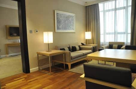 Studio for Rent in Al Nahda, Dubai - ALL INCLUSIVE - STUDIO - WITH OUT KITCHEN , FURNISHED ROOM