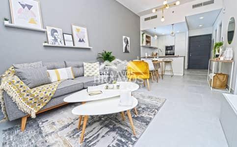 1 Bedroom Flat for Sale in Jumeirah Village Circle (JVC), Dubai - 5yrs Plan ! Free WIFI/Gym Trainer ! Free Nanny !