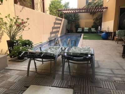 4 Bedroom Villa for Sale in Al Raha Gardens, Abu Dhabi - No ADM Fee| Hot Deal | 4BR Corner Villa