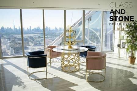 7 Beds|luxurous|Skyline View|Designr Furnitre+Maid
