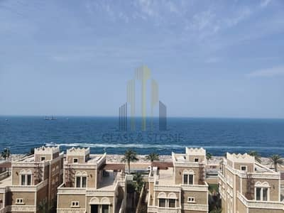 3 Bedroom Flat for Sale in Palm Jumeirah, Dubai - Luxurious Balqis  3BR+Maid's - Sea View Brand New