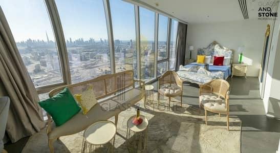 شقة 7 غرف نوم للبيع في قرية التراث، دبي - 4 Bedroom| luxurious|City Skyline View|Private Gym