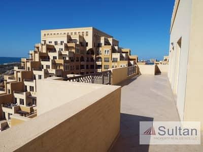 بنتهاوس 3 غرف نوم للبيع في جزيرة المرجان، رأس الخيمة - Incredible 3 BR Penthouse in Bab Al Bahr