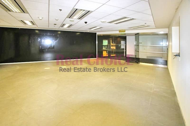 2 Fully Fitted Office|Low  floor|Sheikh Zayed Road