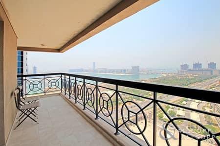 3 Bedroom Apartment for Sale in Dubai Marina, Dubai - Sea Views | Rare Layout | 3 Bedroom + Maid