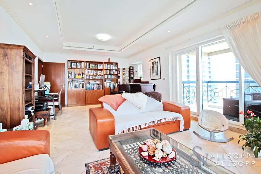10 Sea Views | Rare Layout | 3 Bedroom + Maid