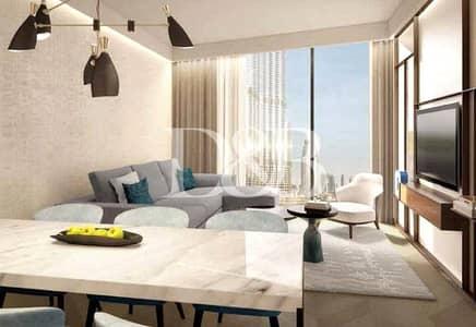 شقة 2 غرفة نوم للبيع في وسط مدينة دبي، دبي - Burj Khalifa and Fountain Views | Best Deal