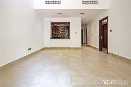 1 Bedroom Flat for Rent in Old Town, Dubai - Rare Unit | Study and Garden | Vacant Now