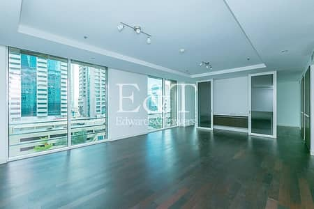1 Bedroom Apartment for Rent in DIFC, Dubai - Six Cheques | Large windows | SZR view