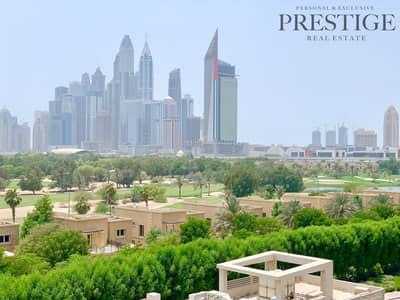 2 Bedroom Flat for Rent in The Views, Dubai - Golf and Pool View | 2 Bedroom | Links West | Chiller Free
