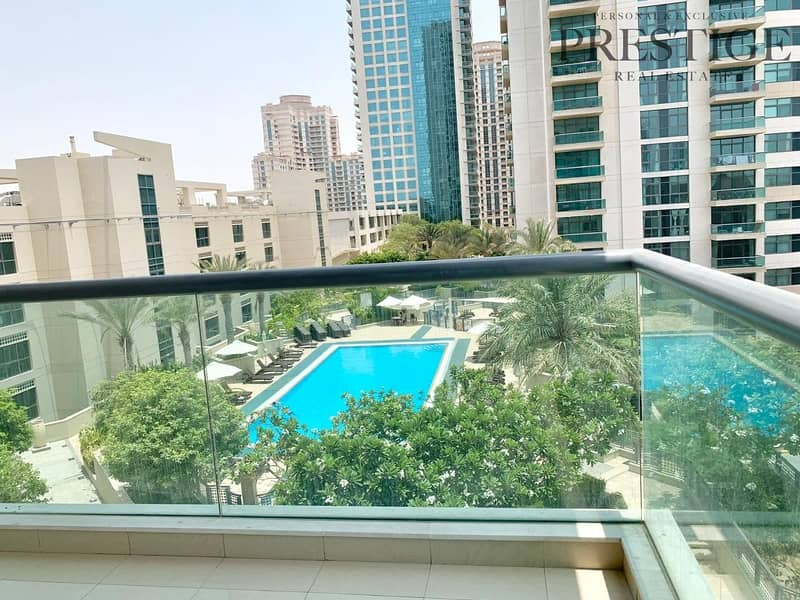 2 Golf and Pool View | 2 Bedroom | Links West | Chiller Free