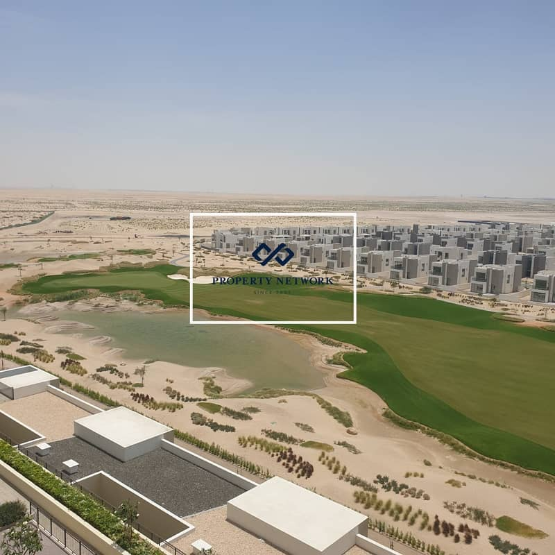 Golf Course view I Modern Design I Open Layout