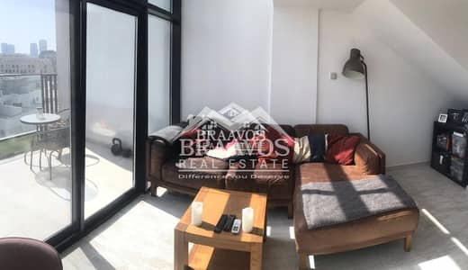 1 Bedroom Apartment for Rent in Jumeirah Village Circle (JVC), Dubai - Fantastic! 1BR LOFT Apartment with Balcony in JVC