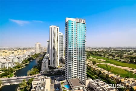 1 Bedroom Flat for Sale in The Views, Dubai - Largest 1 Bed | Vacant | Study Room | Must See