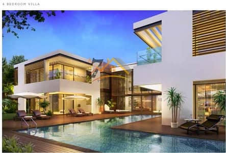 Plot for Sale in Mohammad Bin Rashid City, Dubai - 0% COMMISSION | 6 BR VILLA PLOT | SOBHA HARTLAND - CANAL VIEW VILLA PLOTS