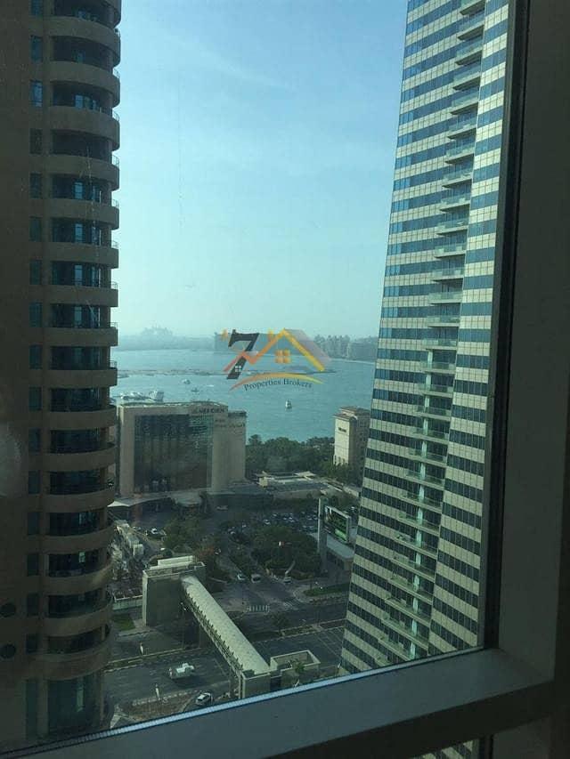 READY TO MOVE 3BR+MAID SPACIOUS APARTMENT DUBAI MARINA