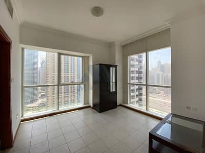 1 Bedroom Apartment for Rent in Jumeirah Lake Towers (JLT), Dubai - Spacious 1 Bedroom with Gym, Pool & Parking