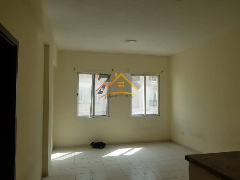 NICE AND SPACIOUS ONE BEDROOM IN FRANCE  RENT ONLY 24K AED