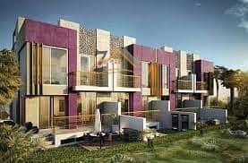 2 READY SOON  Fashionable villas with interior design by Just Cavalli from AED 1.3 million*  payable over 3 years
