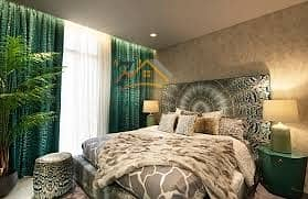 8 READY SOON  Fashionable villas with interior design by Just Cavalli from AED 1.3 million*  payable over 3 years