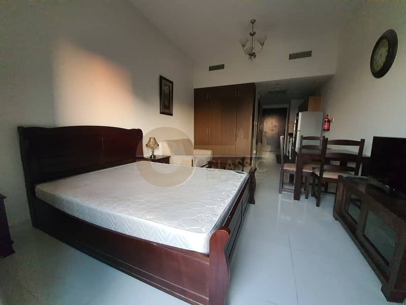 2 Canal View | Furnished | Spacious | Studio