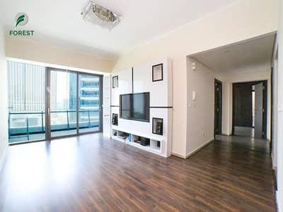 2 Bedroom Apartment for Rent in Dubai Marina, Dubai - Upgraded | 2BR | Full Marina View | Mid Floor
