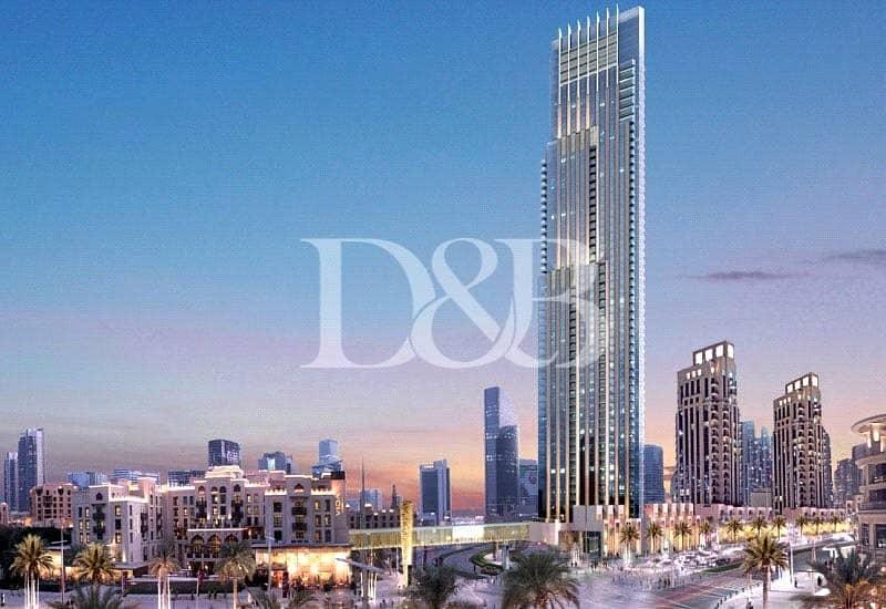 2 Luxurious Penthouse |Striking View Of Burj Khalifa