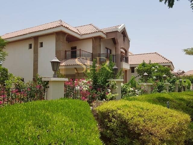 17 Luxury 5 Bed Villa | Maids and Driver's room | Private Pool