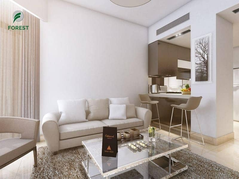2 Great Investment | Furnished  Hotel Apartments