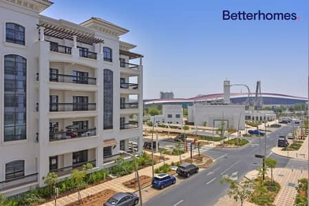 1 Bedroom Flat for Sale in Yas Island, Abu Dhabi - Beautiful Layout l Large 1 Bedroom| Community View