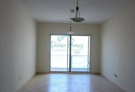 Studio for Rent in Dubai Production City (IMPZ), Dubai - High floor with parking full lake view