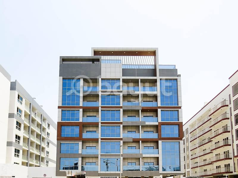 BRAND NEW BUILDING | 1 BHK Available for Rent with only AED: 37k ( Fixed Rent)