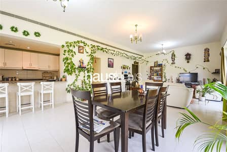 4 Bedroom Flat for Sale in The Greens, Dubai - Vacant Now | Upgraded Bathrooms | 4 Bed
