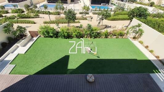 4 Bedroom Villa for Rent in Saadiyat Island, Abu Dhabi - Elegant 4 BR Villa Type 8 with Landscaped Garden