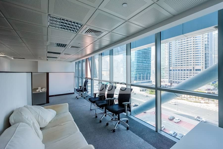 2 Fitted Office | Low Floor | Prime Location