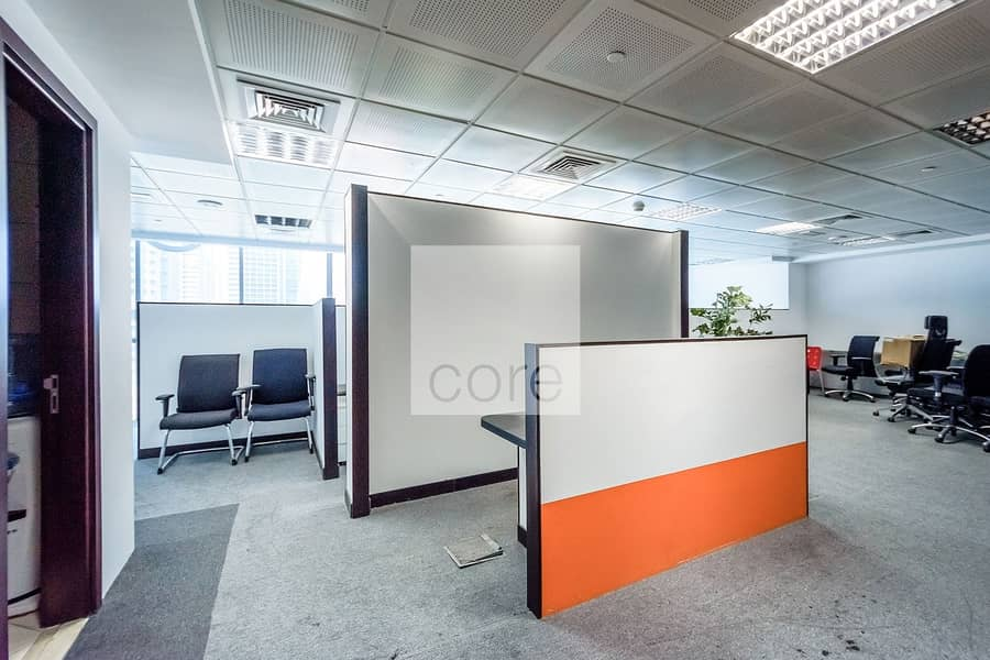 Fitted Office   Low Floor   Prime Location