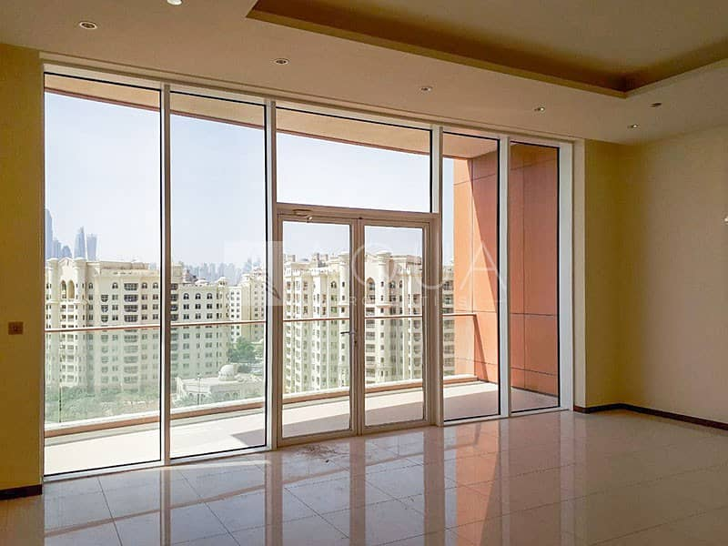 2 Panoramic View 3 Bed on High Floor Tiara
