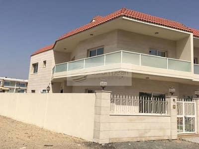5 Bedroom Villa for Rent in Jumeirah Village Circle (JVC), Dubai - New Vacant Corner villa| 3 Side Garden| Big Terace